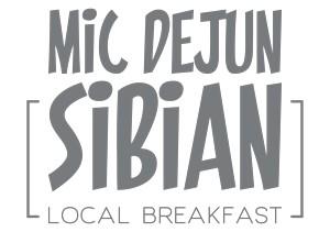 Logo Mic dejun Sibian